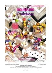 catalogue 2018 2019 douceurs  friandises