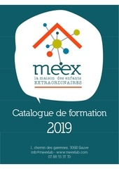 Fichier PDF catalogue meex formation 2019 web