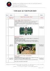 Fichier PDF descriptif voyage 2019