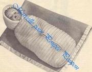 1956 10 michel dans son nid douillet