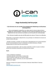 offre de stage i can services  converted