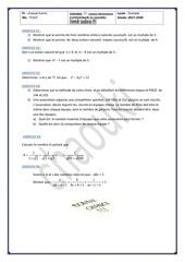 Fichier PDF dvoir a maison n1