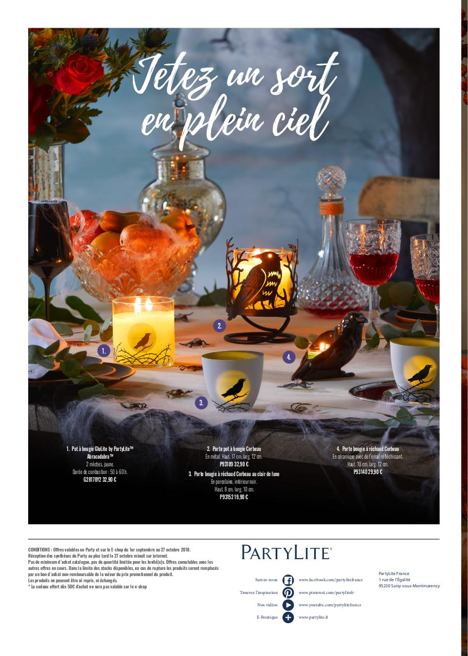 PartyLite_Halloween_2018_Flyer_FR.pdf - page 1/4