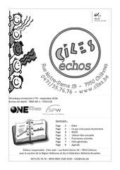 ciles echos 791