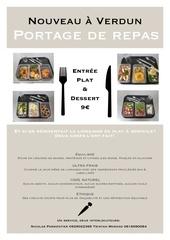 Fichier PDF portage de repas