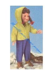 1959 01 mfrancoise costume de ski