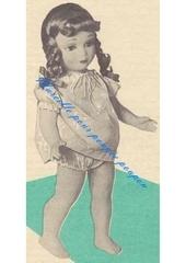 1959 03 mfrancoise lingerie de nuit