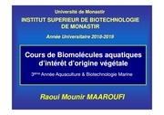 biomol aqua int orig veget 2018 2019