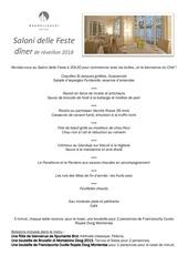 nouvel an florencediner reveillon brunelleschi decembre 2018docx