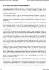 banalisation des discours qui tuent   lhebdo blog