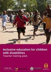 teacher training pack west africa sightsavers