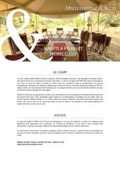 kaafila camp