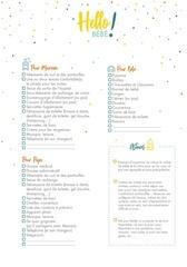 Fichier PDF pdfcheck list