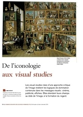 2   de liconologie aux visual studies