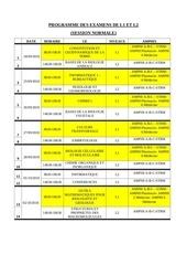 2 nouveau programme examens session    sept  l1l2