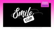 presentation smile cup