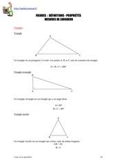 cours geometrie bep industriel