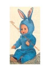 1960 08 michel en cost de lapin
