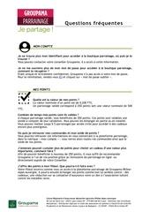 Fichier PDF faq plateforme groupama
