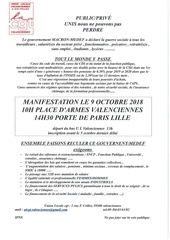 tract manif 2018