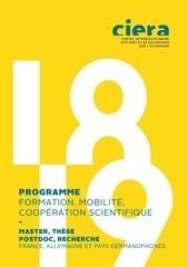 Fichier PDF brochure2018 2019ciera