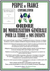 Fichier PDF mobilisation generale