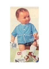 1962 09 michel blouse