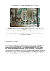 les dessins et peintures de carmontelle 1717 1806