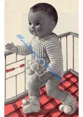 1964 05 layette pour michel