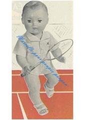 1964 06 michel cost tennis