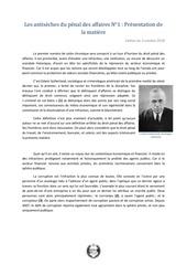 antiseches n1   presentation du droit penal des affaires
