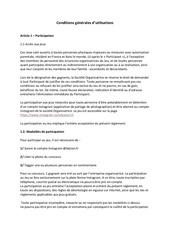 Fichier PDF conditions generales d