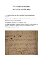 monument aux morts saint martin