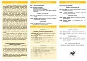 programme 01 10