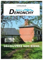 catalogue agence demonchy