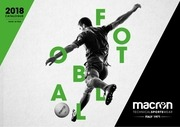 catalogue macron football 2018