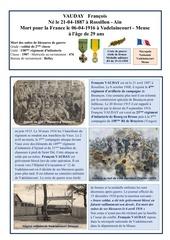 fiche vauday  francois  pdf