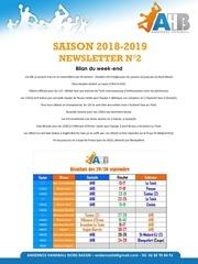 newsletter 2018 2019 n2