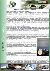 news otre idf 5 octobre 2018hq