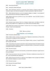 programme def11 12 octobre