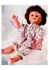 1966 12 mfrancoise pyjama