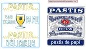 etiquettes pour pastis papi