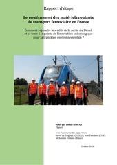 rapport sur le verdissement de la flotte ferroviaire v17