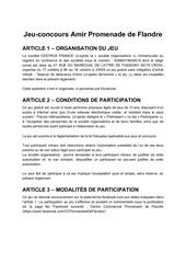 reglement jeu concours amir  pdf vf