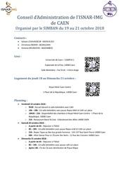 Fichier PDF roadbook caen
