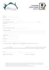 fiche inscription 18 19 3