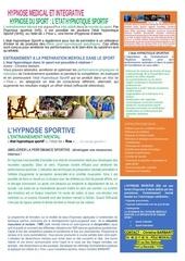 Fichier PDF sport et hypnose