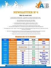 newsletter 2018 2019 n4