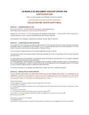 Fichier PDF reglement legal facebook mr patate