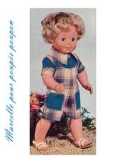 1973 05 jmichel combinaison short chemisette